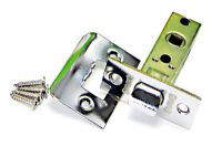 OVO® Mortice Latches 64mm & 87mm (45mm & 60mm backsets) - Stainless Steel Finish